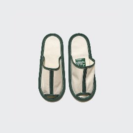[템베아]TEMBEA_슬리퍼_SLIPPER NATURAL/GREEN